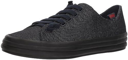 009 Sneaker Scarpe Camper Marbella Silver Hoops Navy Donna K200604 UqgUzAw