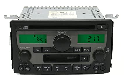 Genuine Honda Xm Radio Kit Includes All Parts And Installation Kits Needed For Pilot Requires Paid Activation Monthy