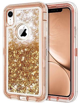 Amazon.com: Jakpak - Carcasa para iPhone XR, diseño de mujer ...