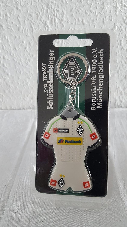 wei/ß Diverse Borussia M/önchengladbach Schl/üsselanh/änger