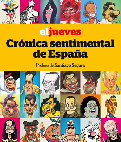 El Jueves. Crónica sentimental de España (OTROS NO FICCIÓN) eBook: Riera, Jordi: Amazon.es: Tienda Kindle