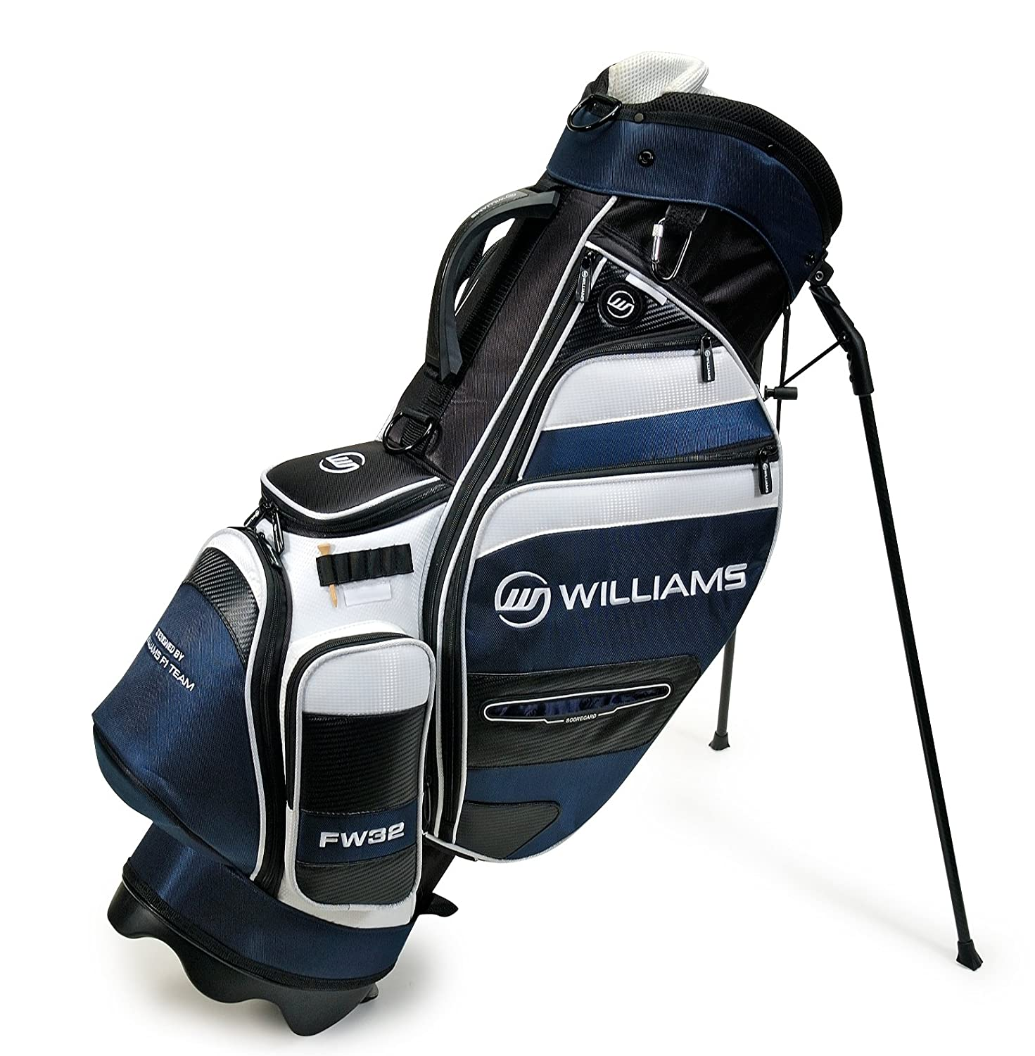 Amazon.com: Williams golf FW32 bolsa de soporte: Sports ...