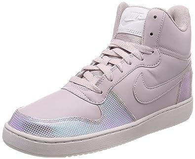 Nike Damen Wmns Court Borough Mid Se Gymnastikschuhe, Rosa (Particle  Roseparticle Roseva 601) a32291c678