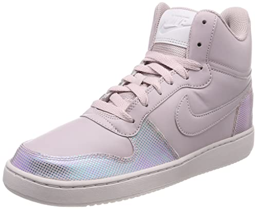 Womens Wmns Court Borough Mid SE Gymnastics Shoes, Pink (Particle Roseparticle Roseva 601), 5.5 UK Nike