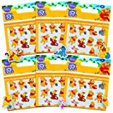 Winnie the Pooh Stickers Party Favors ~ 624 Reward Stickers (Set of 6 Sticker Packs, Classic Assort)