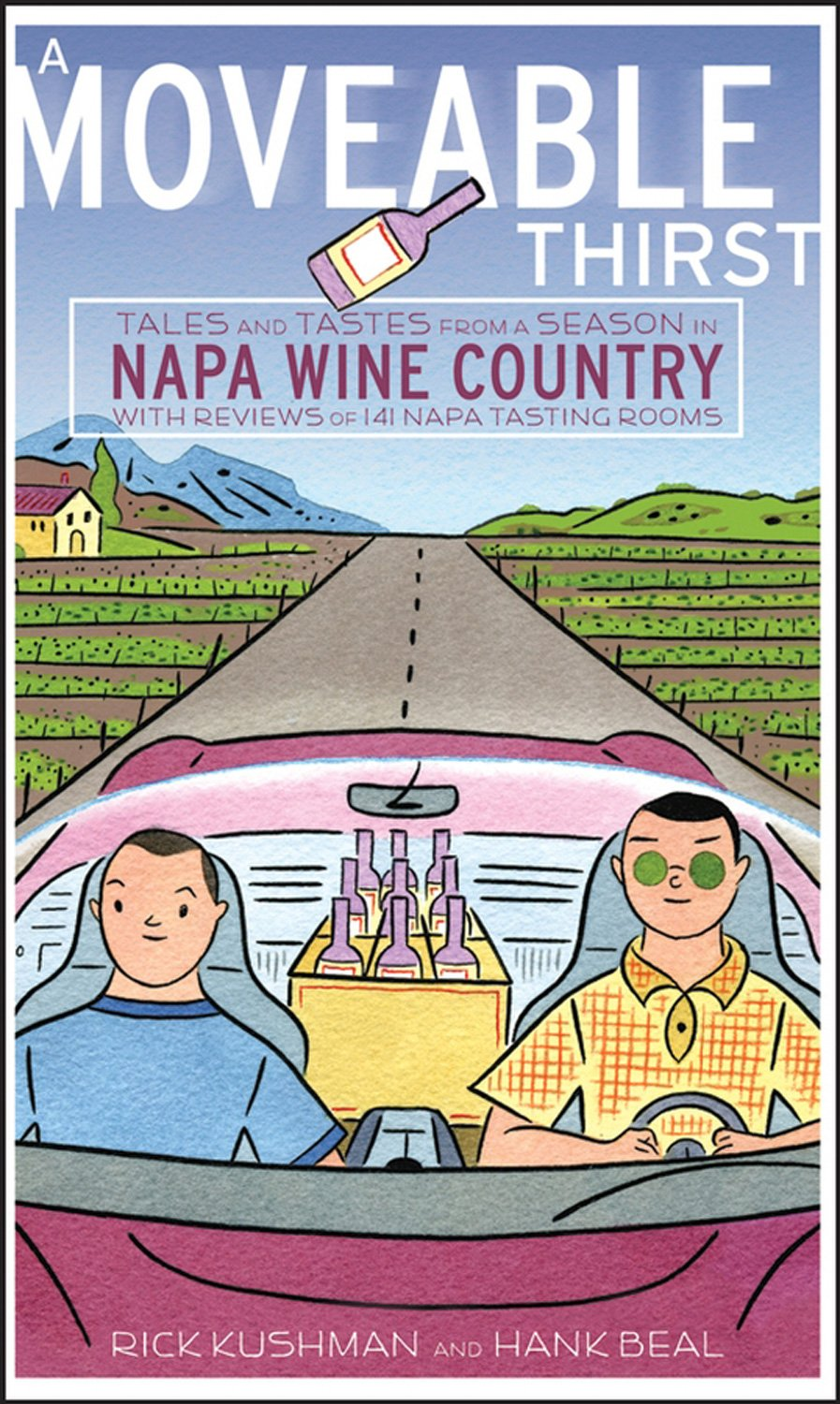 Download A Moveable Thirst: Tales and Tastes from a Season in Napa Wine Country pdf