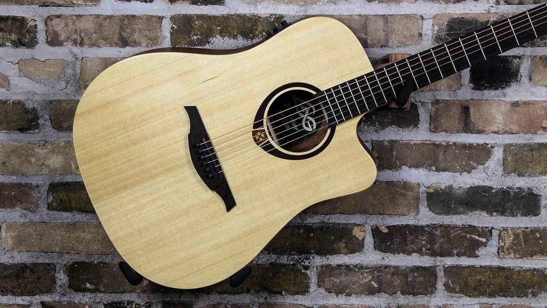 Lag t70dce Tramontana Auditorio Cutaway Guitarra Electroacústica ...