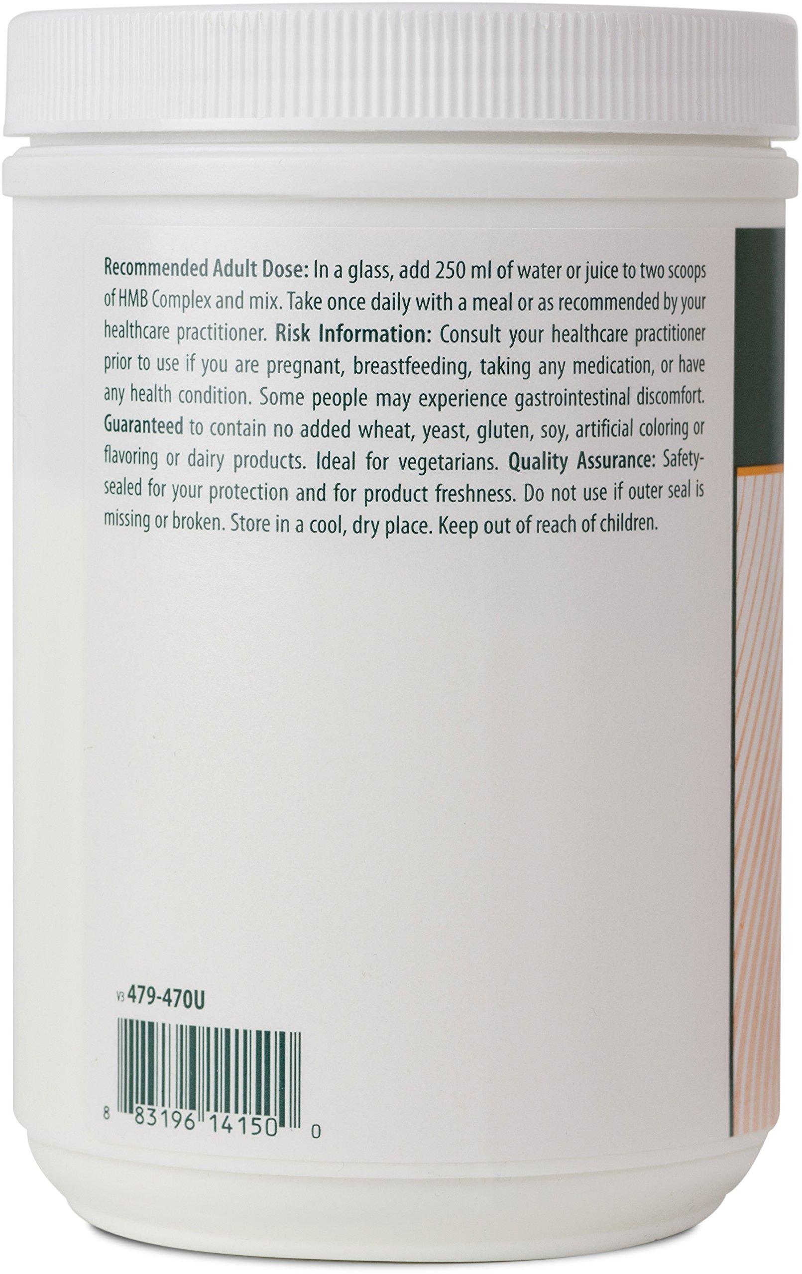 Genestra Brands - HMB Complex - Vegetarian Amino Acid Powder Supplement - Natural Orange Flavor - 16.6 oz (470 g) by Genestra Brands (Image #3)