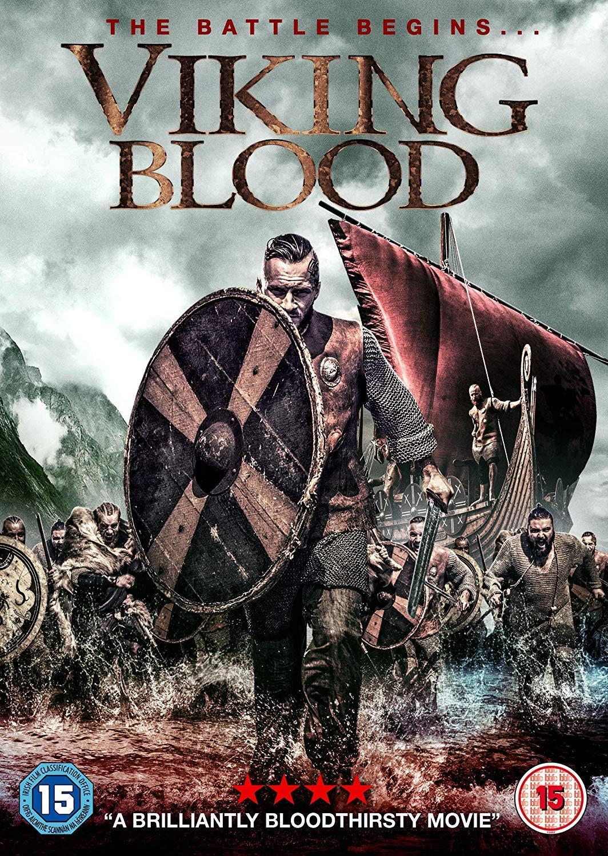 Viking Blood [Reino Unido] [DVD]: Amazon.es: Robert Follin, Pernille Bergendorff, Uri Schwarz, Robert Follin, Pernille Bergendorff: Cine y Series TV