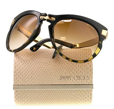 ee95a15c444 Jimmy Choo LANA S C55 MXA (BA) Sonnenbrillen  Amazon.de  Bekleidung