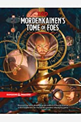 D&D MORDENKAINEN'S TOME OF FOES (Dungeons & Dragons) Hardcover