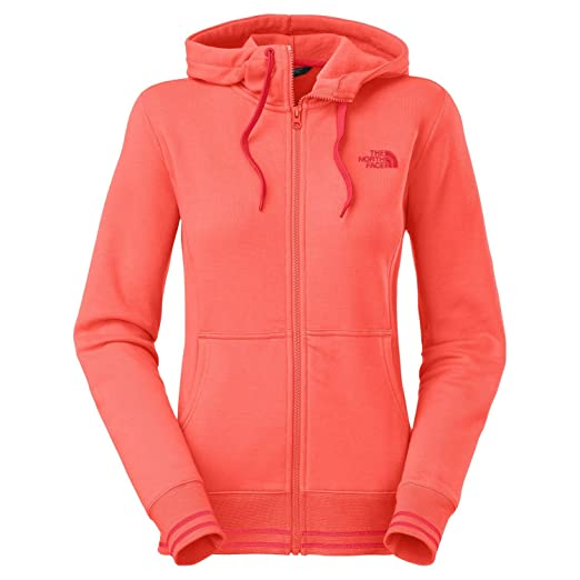 d164b9782 The North Face Logo Stretch Full Zip Hoodie - Women's at Amazon ...