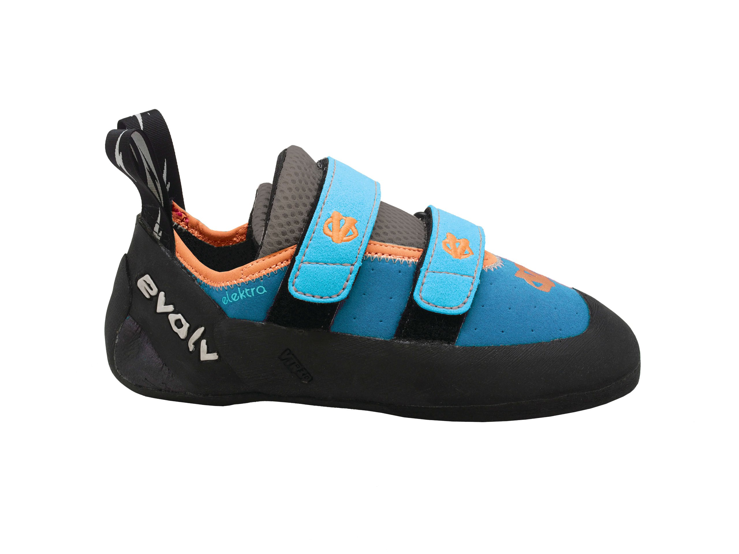 Evolv Elektra Climbing Shoe (2014) - Women's Teal 4.5 by Evolv