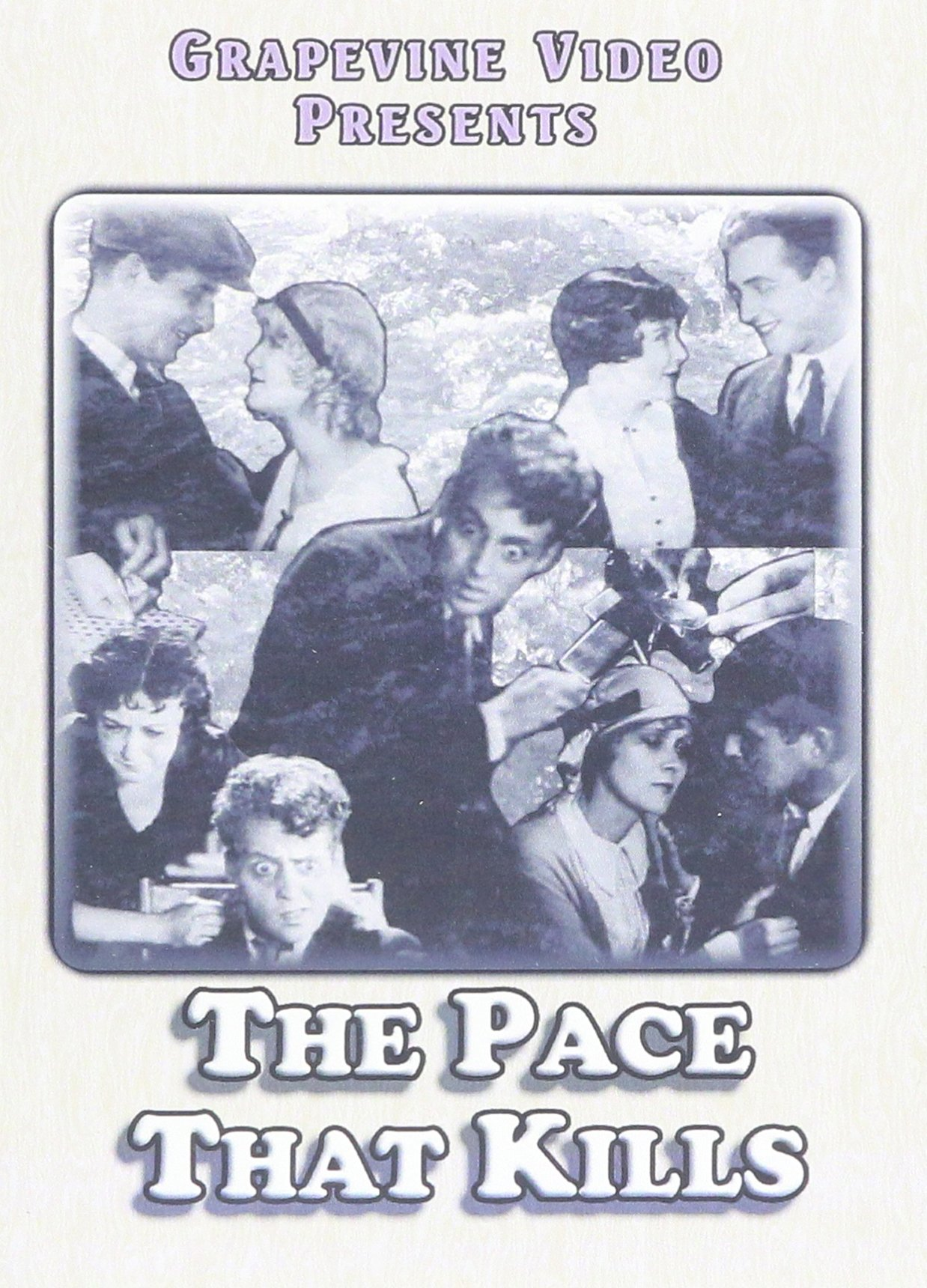DVD : The Pace That Kills (DVD)