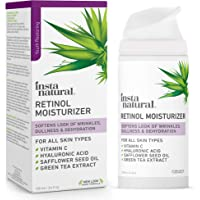 InstaNatural Retinol Moisturizer Anti Aging Night Face Cream