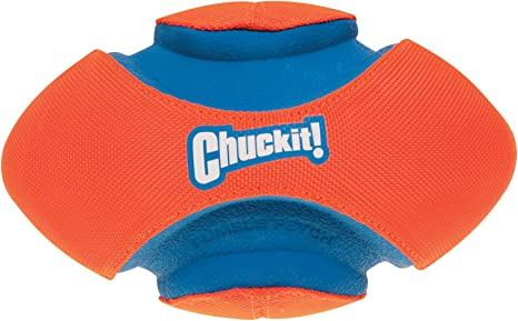 Chuckit! 253101 Fumble Fetch Balón de Fútbol Americano, S: Amazon ...