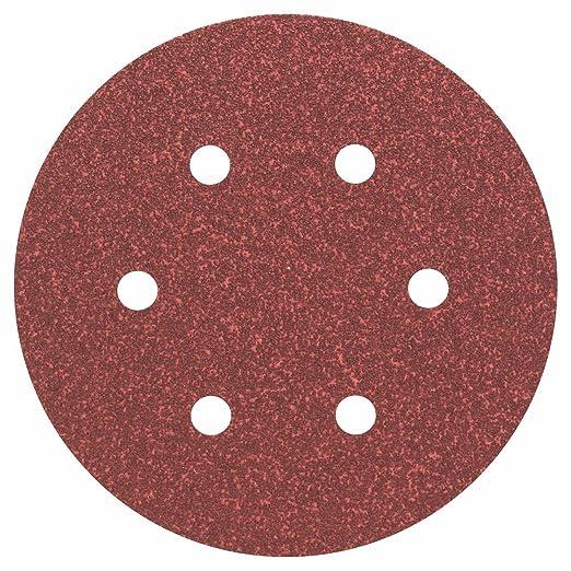 9 opinioni per Bosch 2608605717- Set Di 5 Fogli Abrasivi, Grana 60, 150 mm (Confezione Da 5)