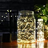 Amazon Price History for:Goodia 49ft 15m 150 LED Solar Waterproof Copper Wire Lights,String Lights for Outdoor,Bedroom,Patio,Lawn,Landscape,Fairy Garden,Home,Wedding,Holiday,Christmas Tree,Halloween,Party (Warm White)