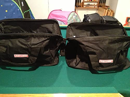Lot of 2 craftsman 18 Tool Carrying Bag New Never Used