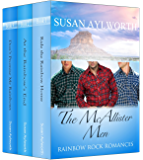 The McAllister Men: Rainbow Rock Romances