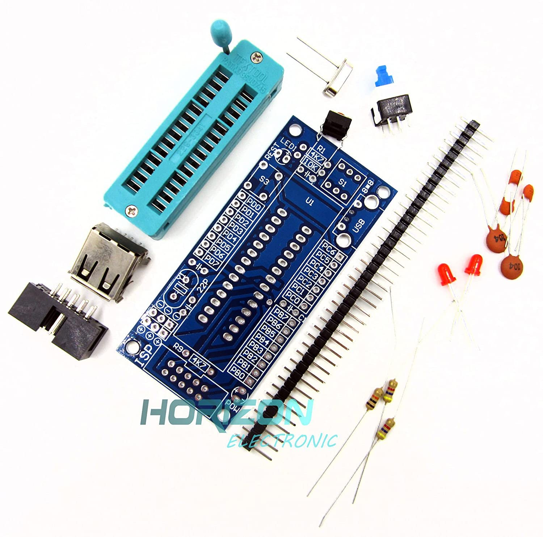 10pcs ATMEGA8 ATMEGA48 ATMEGA88 Development Board AVR DIY Kit NO Chip