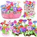 146-Pieces Warmq Flower Garden Building Toys