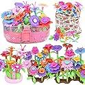 146-Pieces Warmq Flower Garden Building Toys
