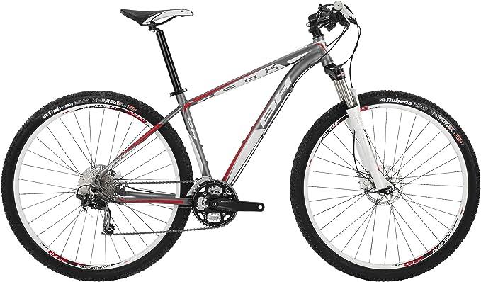 Bici MTB BH Peak 6.9 29 Pulg Gris Rojo: Amazon.es: Deportes y aire libre