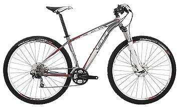 Bici MTB BH Peak 6.9 29 Pulg Gris Rojo: Amazon.es: Deportes y aire ...