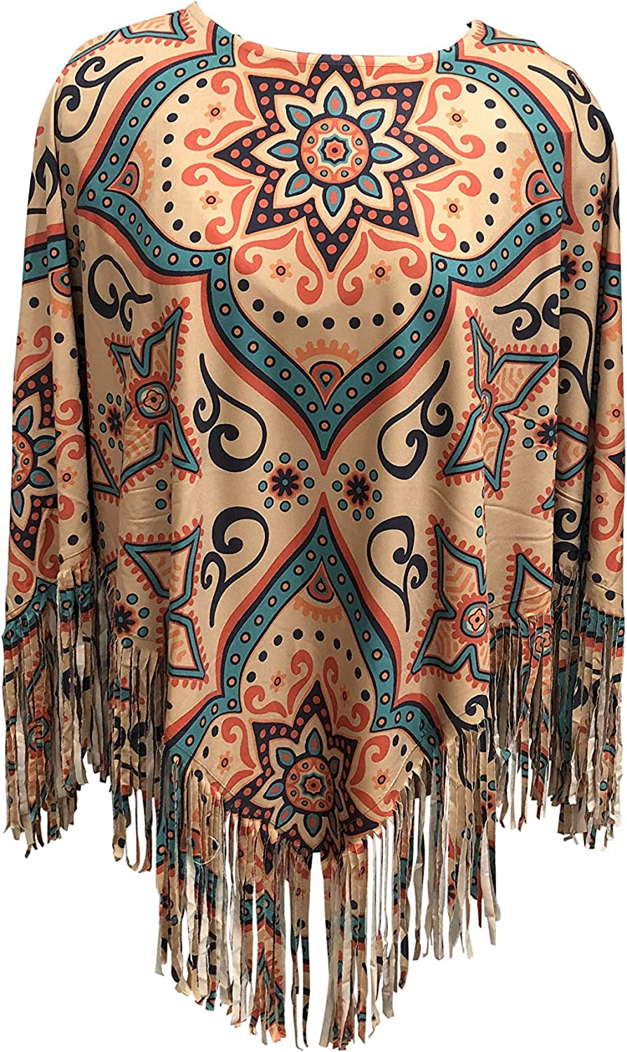 Nickanny's Poncho Pullover...