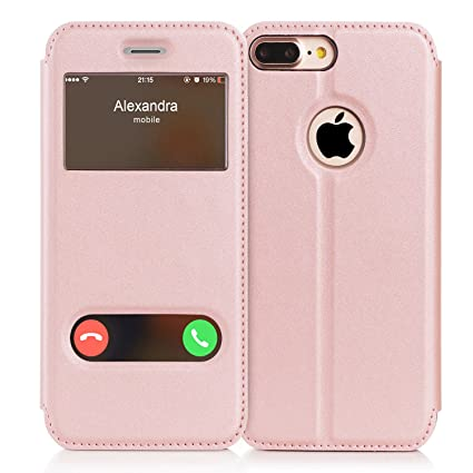IPhone 8 Plus Case 7 FYY Magnetic Cover Stand With