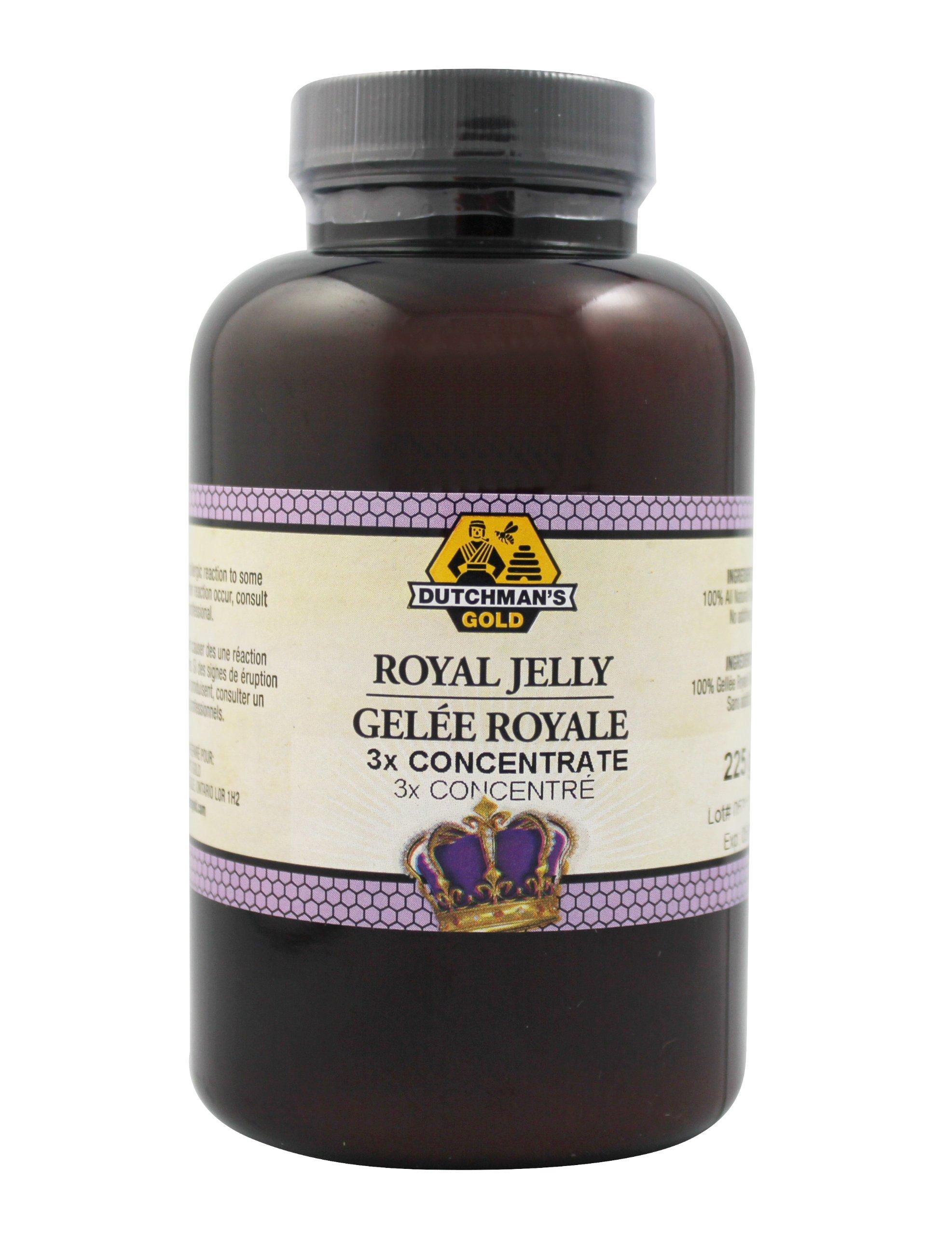 Royal Jelly Powder - 225 gram - by Dutchman's Gold