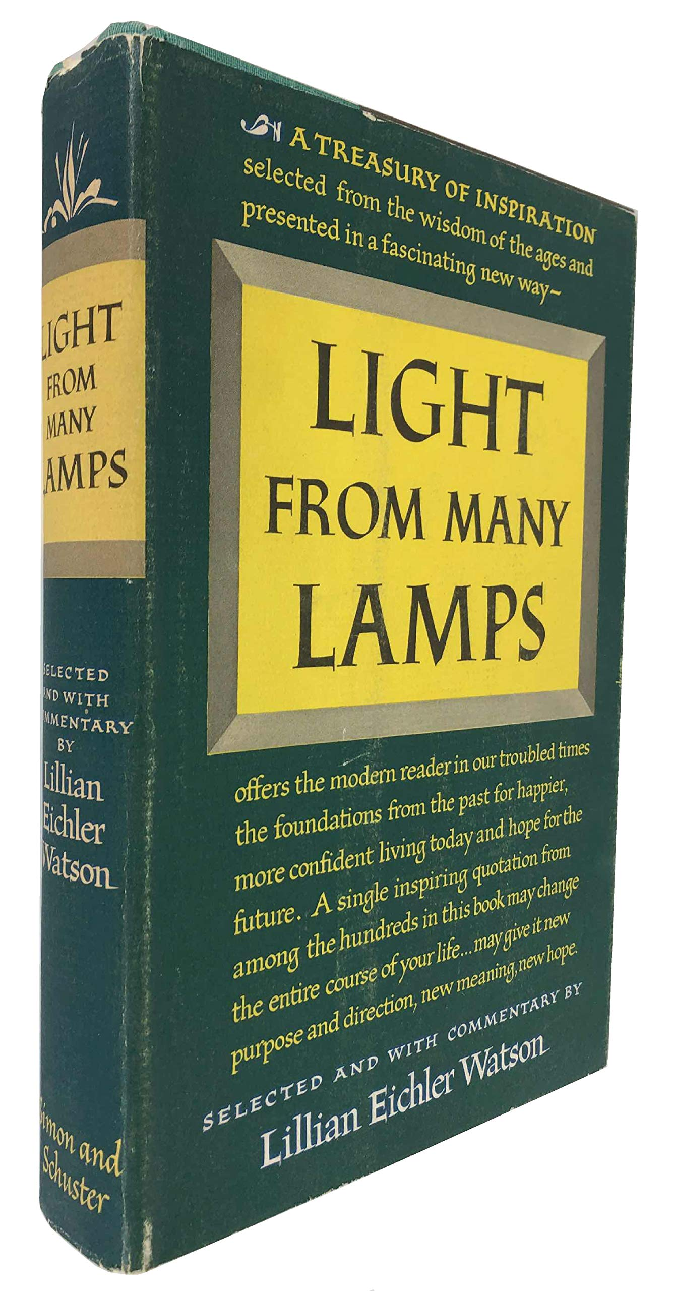 light from many lamps by lillian eichler watson free download