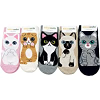 Famous Animation Cartoon Socks Character for Women - Animal, Dog, Cat/Christmas & Birthday Gift
