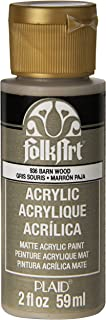product image for FolkArt Acrylic Paint in Assorted Colors (2 oz), 936, Barn Wood