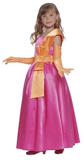 Framboise et Compagnie - Disfraz de princesa para niña (8 años ...