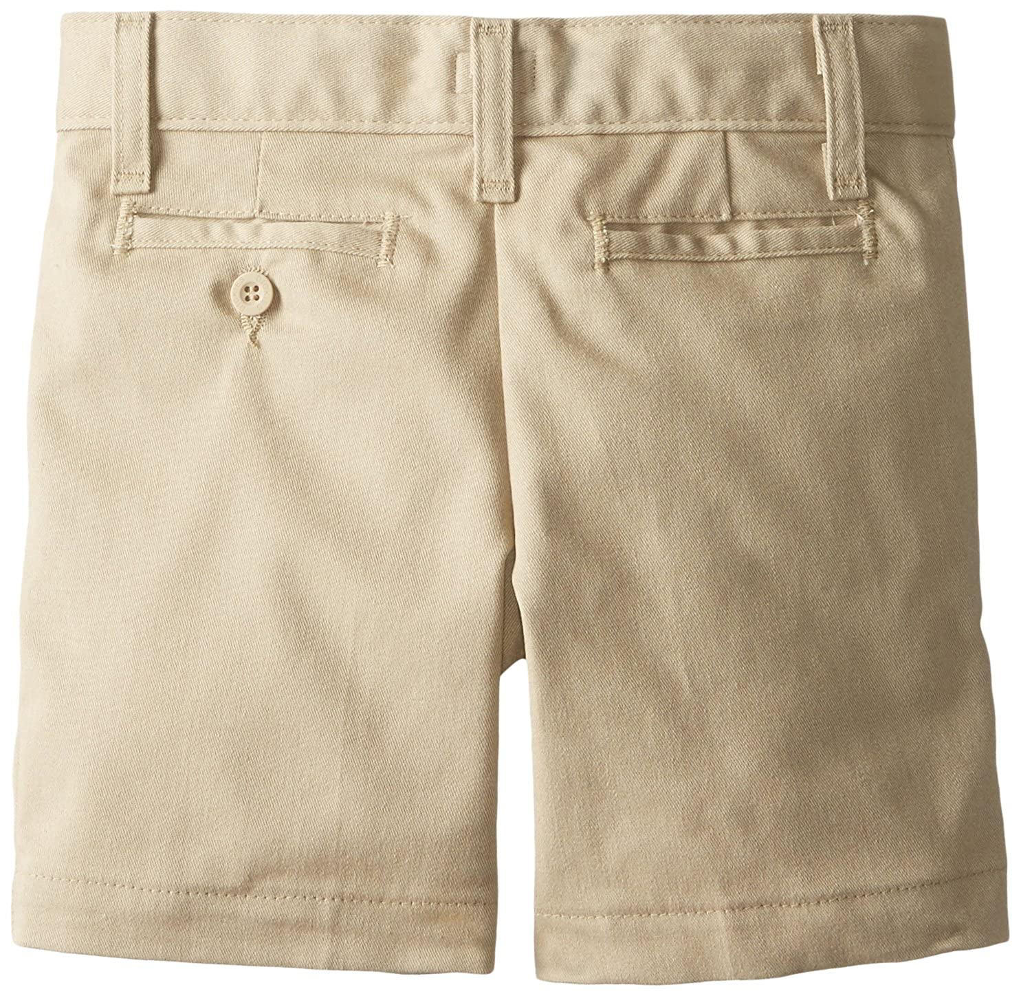 Dickies Khaki Little Boys Flex Waist Stretch Flat Front Short Preschool