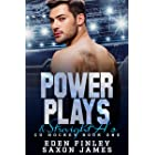 Power Plays & Straight A's (CU Hockey Book 1)