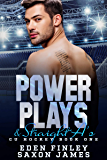 Power Plays & Straight A's (CU Hockey Book 1) (English Edition)