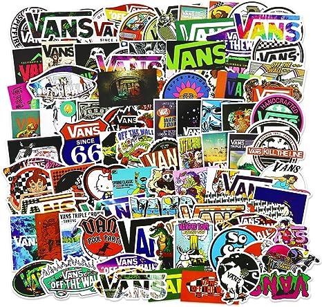 Mixte égalité renflement vans vinyl sticker retirer extraterrestre ...
