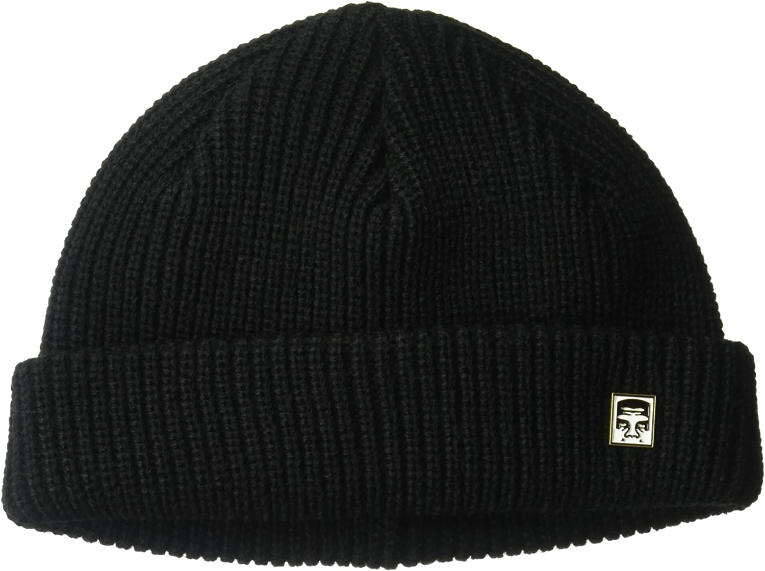 Obey Mens Micro Knit Beanie