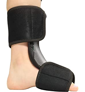 Soft Dorsal Night Splint - Breathable Design for Effective Relief from Plantar Fasciitis Pain, Heel