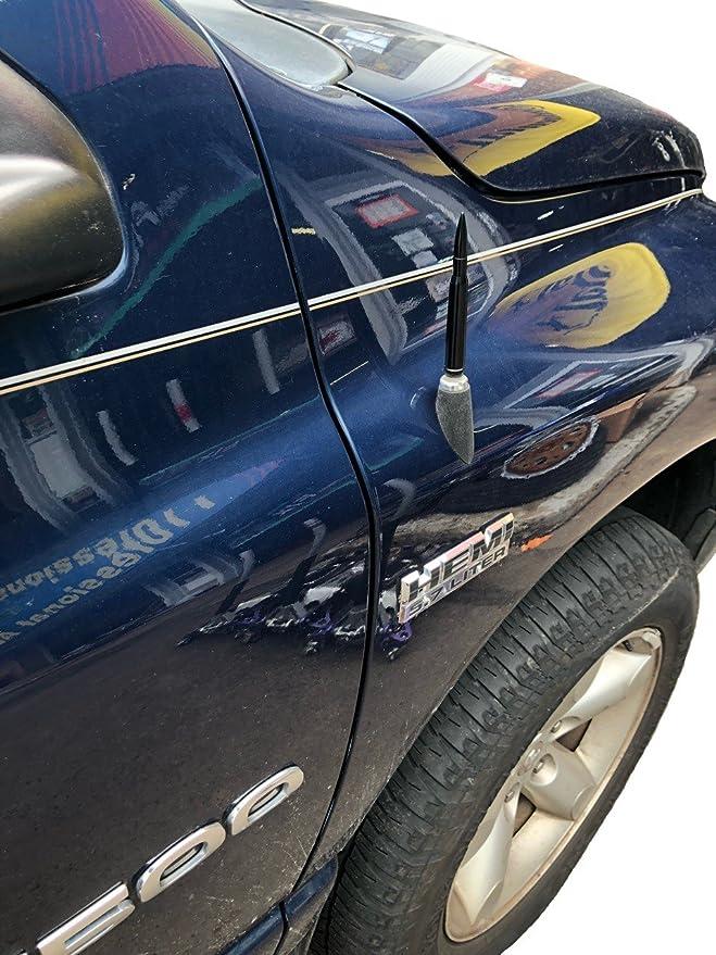 "2001-2005 Dodge Stratus Coupe 6 3//4/"" SHORT Custom Rubber Antenna Mast FITS"
