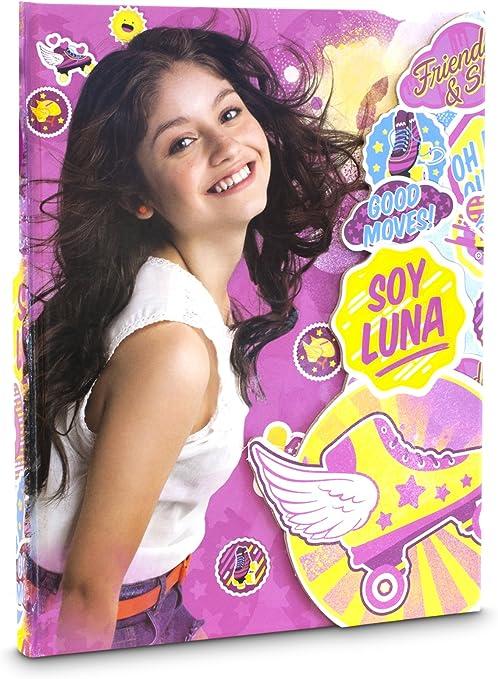 Soy Luna - Diario (Giochi Preziosi YLU26000): Amazon.es: Juguetes y juegos