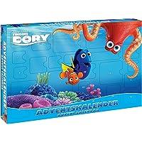 Craze 53974–Calendario dell' Avvento Disney Pixar Finding Dory, colori assortiti, Multicolore