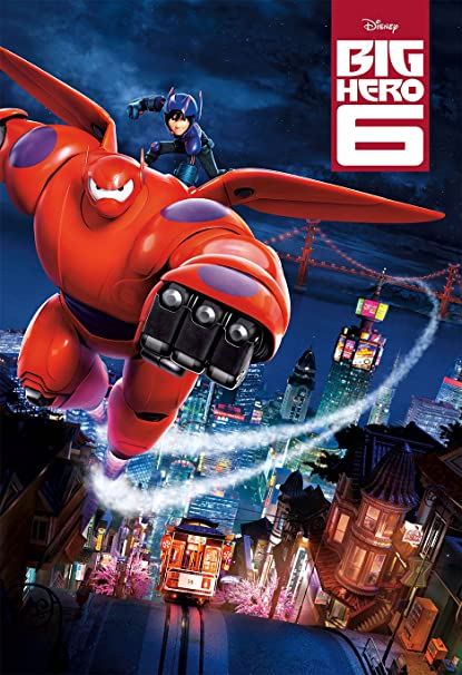 Image result for big hero 6 movie poster