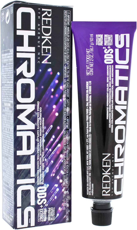 Redken Tinte permanente Rotken Chromatics tono 3.22 violeta, 1 unidad (63 ml)