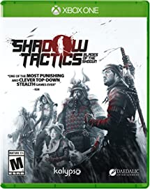 Xbox One Games Releasing the Week of July 31, 2017 Shadow Tactics
