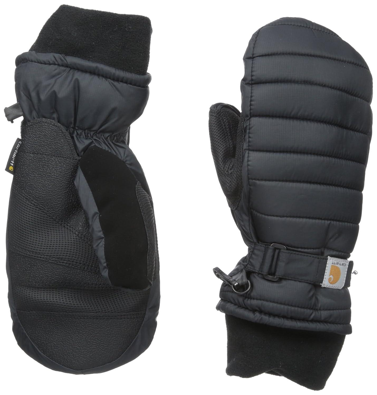 Carhartt Women's Quilts Insulated Breathable Mitt with Waterproof Wicking Insert Carhartt Men' s Gloves WA625
