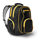 NHL Nashville Predators Colored Trim Premium Laptop Backpack